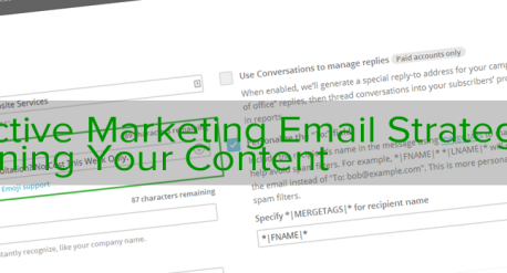 Twisted Puppy: Effective Email Marketing Strategies - Planning Your Content