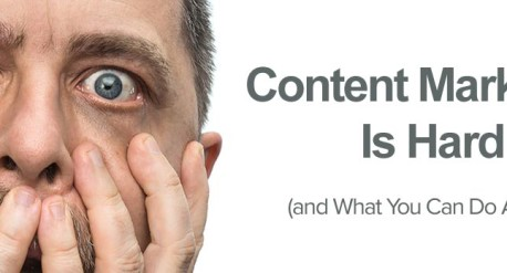 Twisted Puppy: Content Marketing is Hard