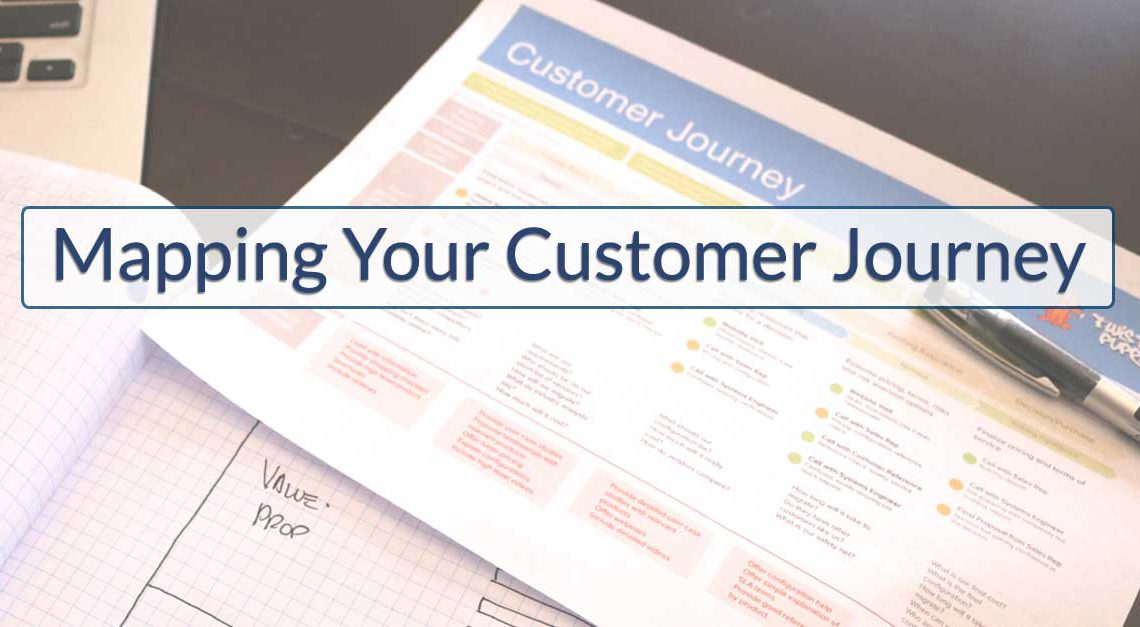 Twisted Puppy Blog - Mapping Your Customer Journey