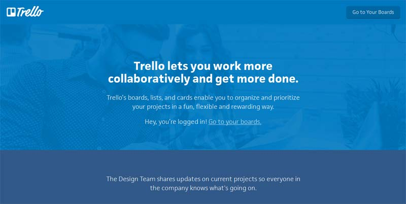 Great Value Proposition: Trello