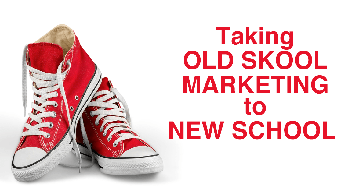 Twisted Puppy Blog: Taking OLD SKOOL MARKETING to NEW SCHOOL